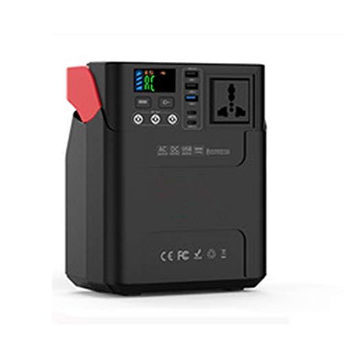 Z&LEI Generador portátil 100W Paquete de batería de Litio Generador Solar AC 110 230V Copia de Seguridad de la Fuente de alimentación de Emergencia para CPAP Camping al Aire Libre