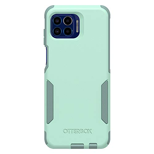 OtterBox Commuter Series Case for Motorola one 5G - Ocean Way (Aqua SAIL/Aquifer)