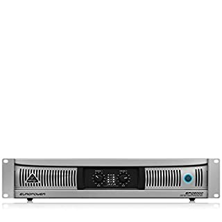 Behringer EPQ2000 Europower 2000W Light Weight Stereo Power Amplifier (B003F68THW) | Amazon price tracker / tracking, Amazon price history charts, Amazon price watches, Amazon price drop alerts
