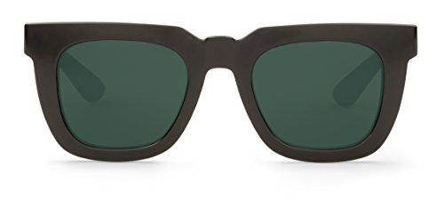 Mr. Boho | Melrose | Black - Gafas de sol para hombre y mujer