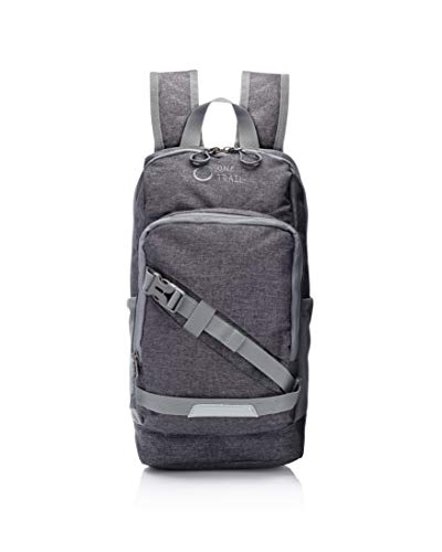 OneTrail Mini Me 10 Liter Daypack | Compact Hiking Daypack (Heather Grey)