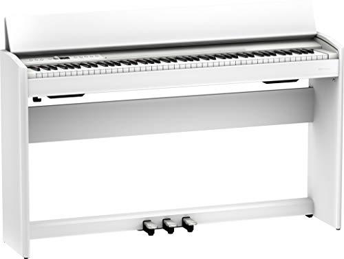 Roland Digital Pianos - Home (F701-WH)