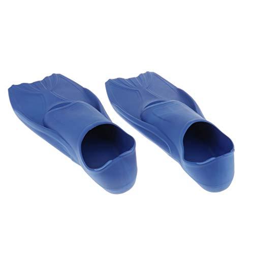 yotijar Aletas de buceo para niños y adultos – Azul M