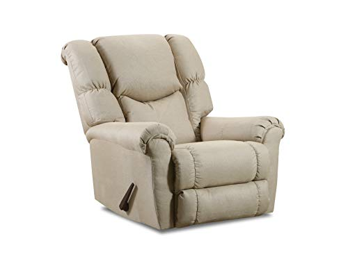 Lane Home Furnishings Rocker Recliner, Blonde