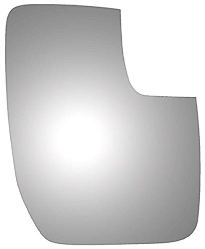Fits 2010-2014 Right Lower Convex Non-Heated Passenger Side Mirror Glass for...