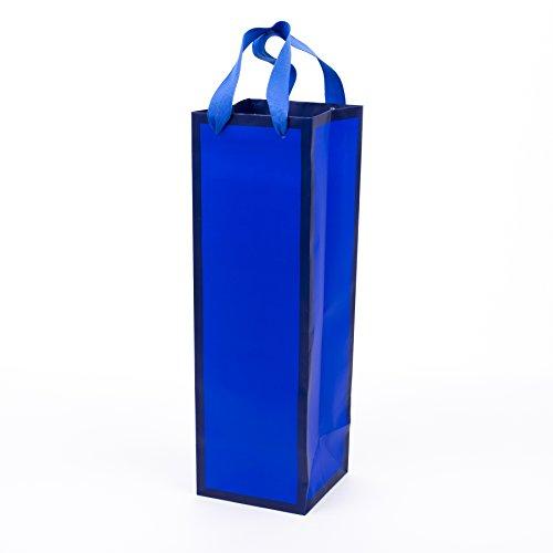 Hallmark 5EGB4256 Geschenktasche, Papier, marineblau