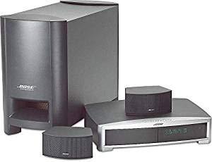 Bose 321 3-2-1 GS Series III - Sistema home cinema con HDMI