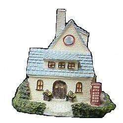 Cornwall Cottage Collection- Blue Lion Pub