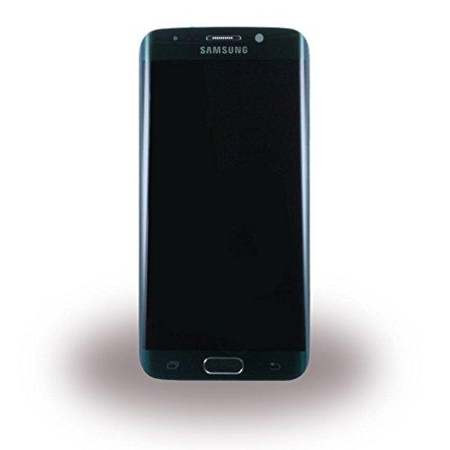 Samsung SVC LCD Assembly Octa Green Galaxy S6 Edge, GH97-17162E (Galaxy S6 Edge)