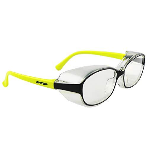 BHTOP Kids Safety Glasses Impact & Ballistic Protective Eye Wear DM001...