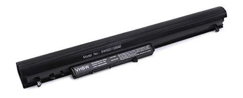vhbw Batterie Compatible avec HP Pavilion TouchSmart 14, 14 B109WM, 14-B171TU, 14 B172TX, 14-B173TU Laptop (2200mAh, 14,8V, Li-ION, Noir)