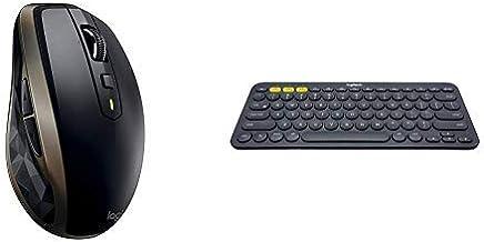 Logitech MX Anywhere 2 Mouse Wireless per Windows e Mac con Bluetooth e Unifying, Versione per Amazo + Logitech K380 Tastiera Multidispositivo, Bluetooth per Windows/mac/chrome/android, Layout Italiano, - Trova i prezzi più bassi