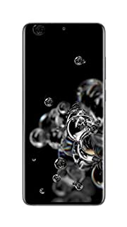 Samsung Galaxy S20 Ultra 5G Factory Unlocked New Android Cell Phone US Version, 128GB of Storage, Fingerprint ID and Facial Recognition, Long-Lasting Battery, Cosmic Gray (B082XYGR2C) | Amazon price tracker / tracking, Amazon price history charts, Amazon price watches, Amazon price drop alerts