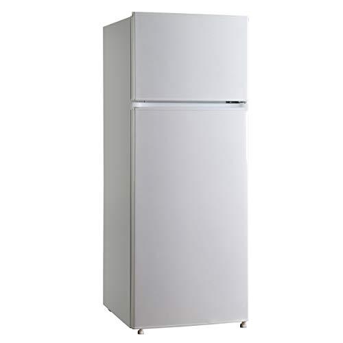 Comfee HD273FN1SI Freestanding 207L A+ Silver fridge-freezer - Fridge-Freezers (207 L, N-ST, 40 dB, 2 kg 24h, A+, Silver), Senza installazione