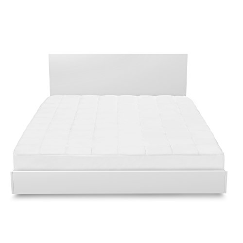 asthma & allergy friendly Breathe Clean & Clear Mattress Pad