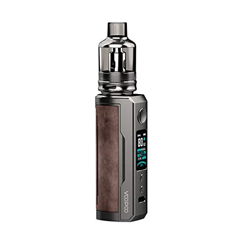 VOOPOOO DRAG X Plus Pod Kit: 100W Vape 5,5 ml TPP Pod Cartuccia TPP DM1 DM2 Vaporizzatore elettronico sigaretta Vaporizzatore Fit 21700 18650 Batteria