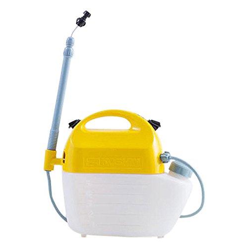 工進(KOSHIN) 乾電池式 噴霧器 タンク 5L ガーデンマスター GT-5HSR 洗浄スイッチ付 ハイパワー 単一 電池 6本 除草 散布 泡状 噴口 肩掛け 家庭 お庭 手軽 簡単