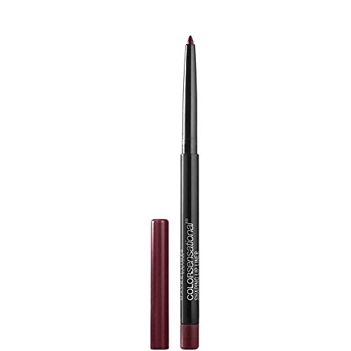 nyx lip liner purple - 1