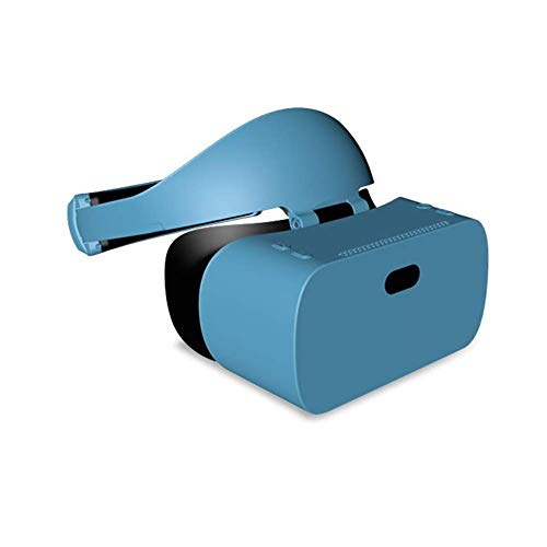 YAP All-In-One Virtual Reality Headset Standalone VR Goggles 2k Dual OLED 3D Glasses Headsets with Wide 110°FOV Panels Youtube Netflix Apps Supported, 2560X1440p