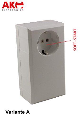 Soft-Starter Sanftanlauf Einschaltstrombegrenzer Anlaufstrombegrenzer AC230V 16A, Art: 230-SS-16A (230-SS-16A (Softstart))