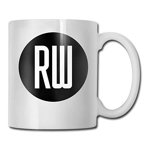 Taza de cerámica de moda taza de café taza de porcelana regalo de vajilla de 11 oz Robbie Williams
