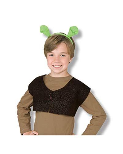 Enfant oreilles de Shrek et Vest