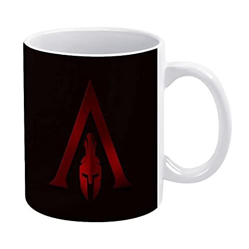 Assassins Creed - Taza de café, taza de té, 325 ml