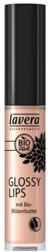Lavera Bio Lipgloss Glossy Lips - Charming Crystals 13 (6 x 6,50 ml)