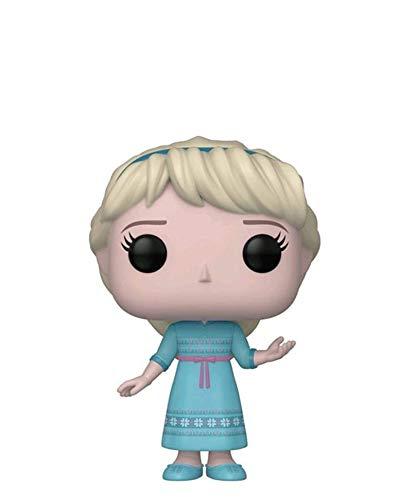 Funko Pop! Disney – Figura de Frozen – Young Elsa (Frozen 2) #588 Vinyl Figuras 10 cm realeased 2019