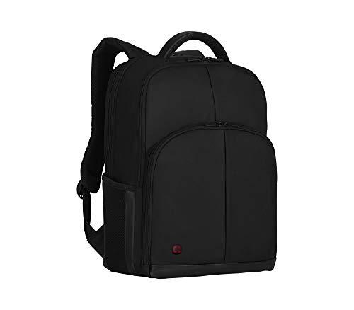 "Wenger 601072 Link - Mochila para portátil de 16"", color negro"