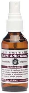 NET Remedies #10 Scars- Adhesions-Spasm Pressure and Tightness 60ml