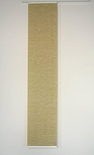 Unbekannt IKEA Schiebegardine SOLVEIG mit Struktur 60x300 cm beige NEU und OVP