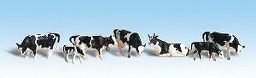 encuentra tu favorito aquí Woodland Scenics HO Holstein Cows WOOA1863 by Woodland Scenics Scenics Scenics  cómodo