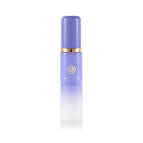 Tatcha Luminous Dewy Skin Mist: Silky Spray Mist Moisturizer to Add Hydrated Glow to all Skin Types - 40 ml | 1.35 oz