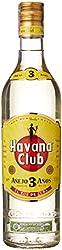 Havana Club Havana Club 3 Years Anejo White Rum, 750 ml