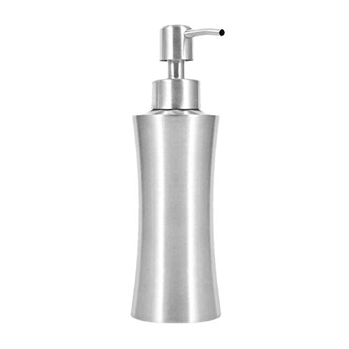 styleinside Dispensador de botellas de jabón de 250 ml, dispensadores de loción, dispensador de gel de ducha