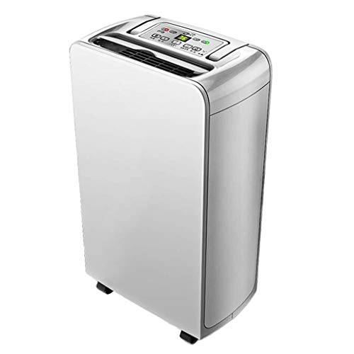 Best Deals! Qualrty Portable Dehumidifier Small Home Dehumidifier Compact Digital Display Household ...