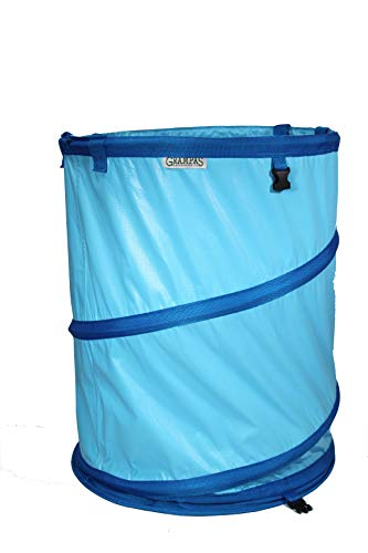 Great Deal! Grampa's Garden Bag - 30 Gallon Hardshell Bottom Reusable Garden Waste Bag - Collapsible...