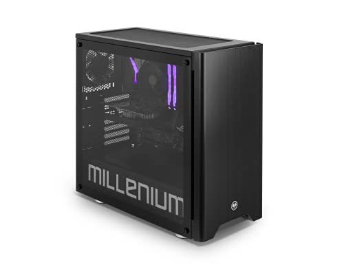 MILLENIUM Shen PC Gaming-Desktop-PC (AMD...