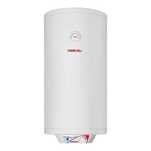 Termo agua eléctrico 150 litros vertical FORCALI serie SEDNA