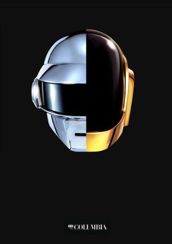 Daft Punk Helmet Random Access Memories Music Cool Wall Decor Art Print Poster 24x36