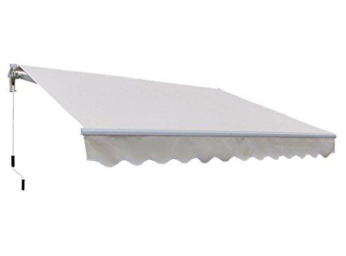 Wolder Brico M292994 - Toldo Aluminio smartsun Globe 4x2 5 m Crudo
