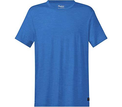 Bergans Oslo Wool Hommes T-Shirt S Bleu S
