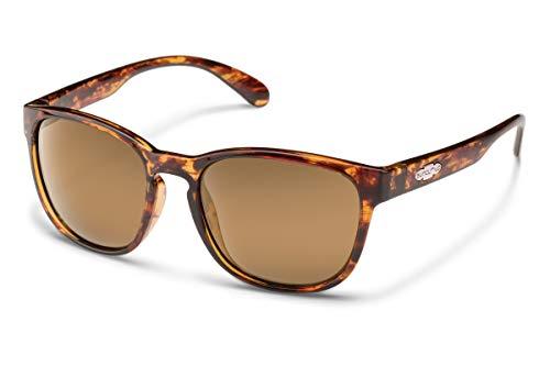 Suncloud Loveseat Polarized Sunglasses,Tortoise Frame