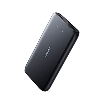 UGREEN 20000mah PD 18W Power Bank, Type C Power Bank with PD, QC 3.0 Fast Charge, Power Bank for Phones and Tablets
