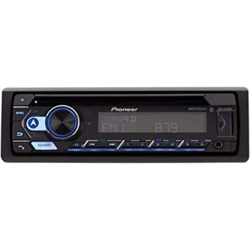 Pioneer DEH-S4200BT Single 1 DIN CD MP3 Player Bluetooth MIXTRAX USB AUX
