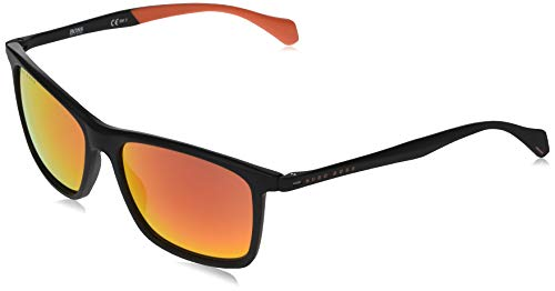Hugo Boss Gafas de Sol BOSS 1078/S MATTE BLACK/ORANGE 57/16/145 hombre
