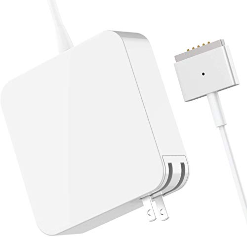 Find Cheap Mac Book Air Charger, 45w Magsafe 2 T-Tip Connector Power Adapter Charger for Mac Book Ai...