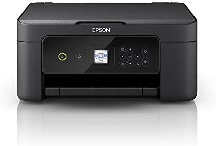 Epson Imprimante Expression Home XP-3105, Multifonction 3-en-1 : Imprimante recto verso / Scanner / Copieur, A4, Jet d'encre couleur, Wifi Direct, Ecran LCD, Cartouches séparées, Ultra-compact