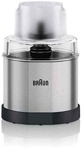 Braun MQ 3038 Spice+ - Batidora (Batidora de mano, 0,5 L, Botones, Mezcla, Picar, Mezcla, 0,6 L, 0,5 L)